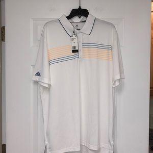 Adidas Men's Golf Essent Print Polo